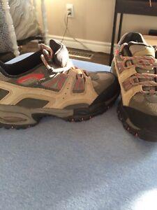 Kodiak Steel Toe Shoes Sz 7