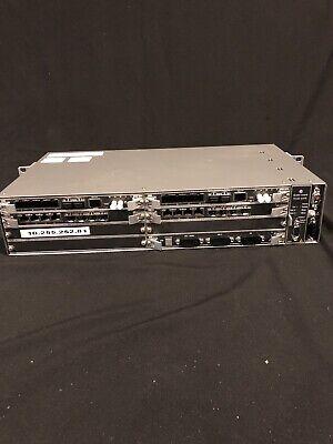 Alcatel-lucent 9500 Mpr Microwave Packet Radio- 8 Slot Shelf V2