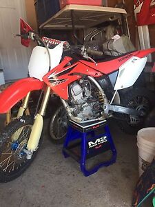 2008 CRF150R - clean w/ ownerships and spare wheelset