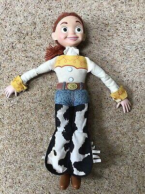 Toy Story Talking Jessie Pull String Doll