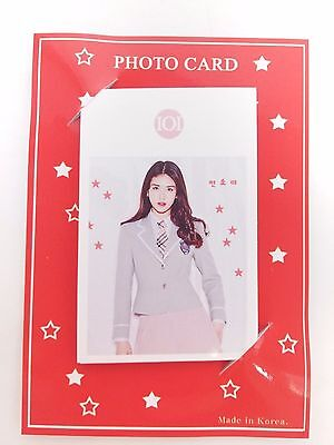 IOI Photo Sign Card (10 pcs) KPOP Jeon SoMi SeJeong CheongHa SoHye DoYeon MiNa
