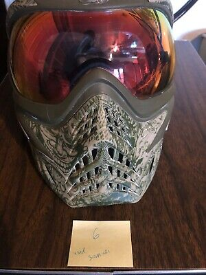 vforce grill paintball mask -