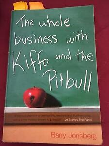 the whole business with kiffo and In 2004 his first book was published, the whole business with kiffo and the  pitbull that book was his first cbca shortlisted novel – it made the.