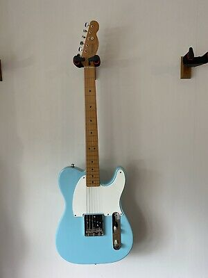 Fender Squier LTD Edition Classic Vibe 50s Esquire Daphne Blue P/N 0374032504