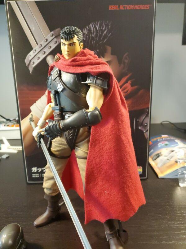 Medicom: Real Action Hero Berserk Guts  Band of The Hawk Version. 1/6 scale