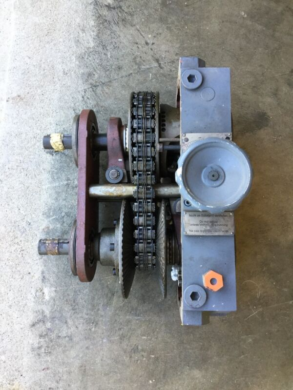 FLENDER 183 811 026-1-1 GEARBOX/GEAR DRIVE