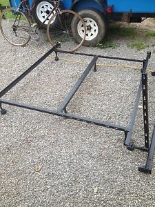 Four in one bed frame