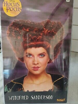 Hocus Pocus Cosplay (Hocus-Pocus Winnie Sanderson Wig Age 14+To Adults Halloween)