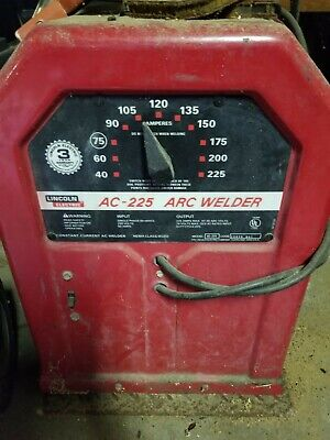 Lincoln Electric Arc Welder 225
