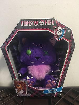 Monster High Plüschtier Crescent die Katze von Clawdeen - Monster High Plüsch