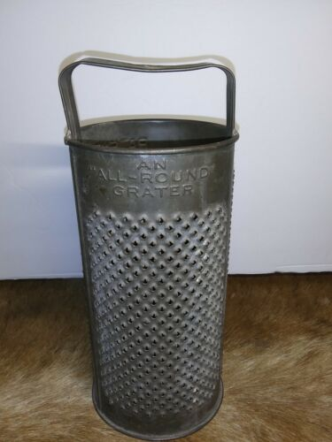 """Vintage """"AN ALL-ROUND GRATER"""""""