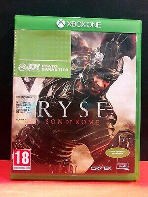 Usado, [XBOXONE] RYSE SON OF ROME - Usato Garantito Italiano JoyGames segunda mano  Embacar hacia Spain