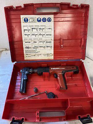 Hilti Dx351 Powder Actuated Tool Nail Gun Fastener With X-mx32 Bb10