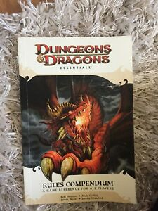 Dungeons & Dragons 4e books