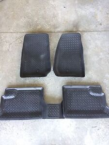 Floor Mats, Husky Liners X-Act Contour for Jeep