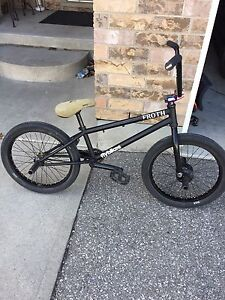 Spring is here! 20 inch custom bmx for sale!
