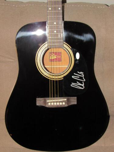 Luke Combs Hand Signed Autographed Acoustic Guitar JSA COA