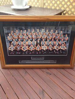 Collingwood memorabilia  Craigieburn Hume Area Preview