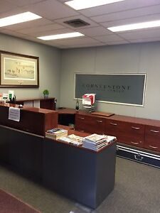 Office space located at Regina downtown for rent