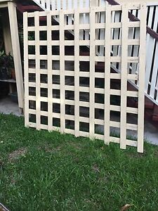 Simple trellis / screen Banyo Brisbane North East Preview