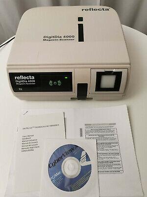 Diascanner Reflecta DigitDia 4000 ICE Technologie - !!! nur für Einzeldia !!!