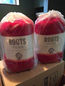 Roots Bath in a Bag sets