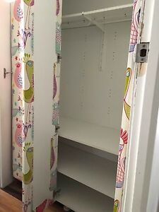 Kitchen Cabinet turned into wardrobe Banyo Brisbane North East Preview