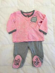Assorted tops and pants - 3 month old baby girl Camp Hill Brisbane South East Preview