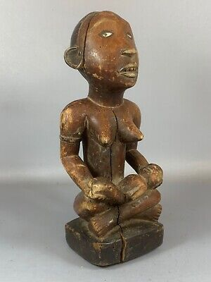 Bescherming Nkishi beeldje - Kongo Vili - Democratische