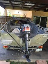 For sale or Swap: 3.9  Stacer boat for swap Cairns 4870 Cairns City Preview