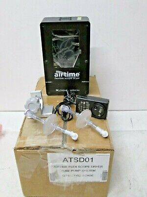 Airtime Flex Scope Dryer Tube Pump System Atsd01 New In Box Free Shipping
