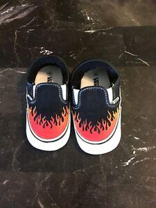 Vans size 4 infant/toddler Soft shoes