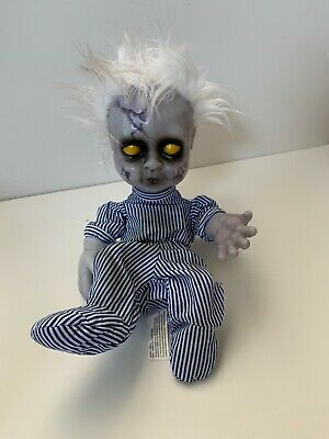 Animated Zombie Baby NWT