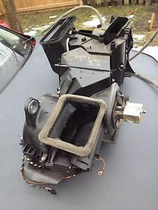 Mk4 VW jetta/golf TDI heater box assembly