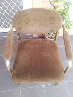 DINING CHAIRS - SET OF 6 - $20.00 Macquarie Fields Campbelltown Area Preview