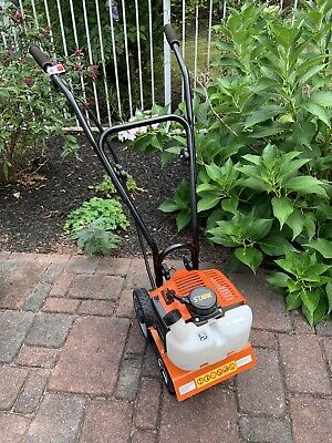 Brand New Assembled XtremepowerUS Commercial 2 Cycle Gas Powered Yard Tiller