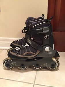 Roller Blades Woman's K2 size 7.5 BRAND NEW; Paid $369.00