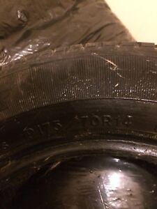 All season tires P175/70R14 Goodyear Integrity