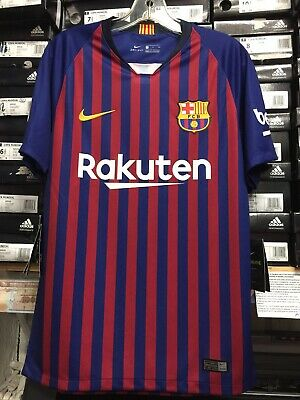 b96ee2c9d793c Nike Fc Barcelona Home Jersey 2018-19 Size XXL Only