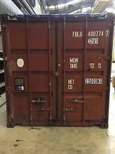 Shipping Container 40' Open Top with tarp Whyalla Area Preview