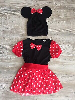 Mickey Mouse Kostüm Kleid für Kinder 2 - - Mädchen Mickey Mouse Kostüme