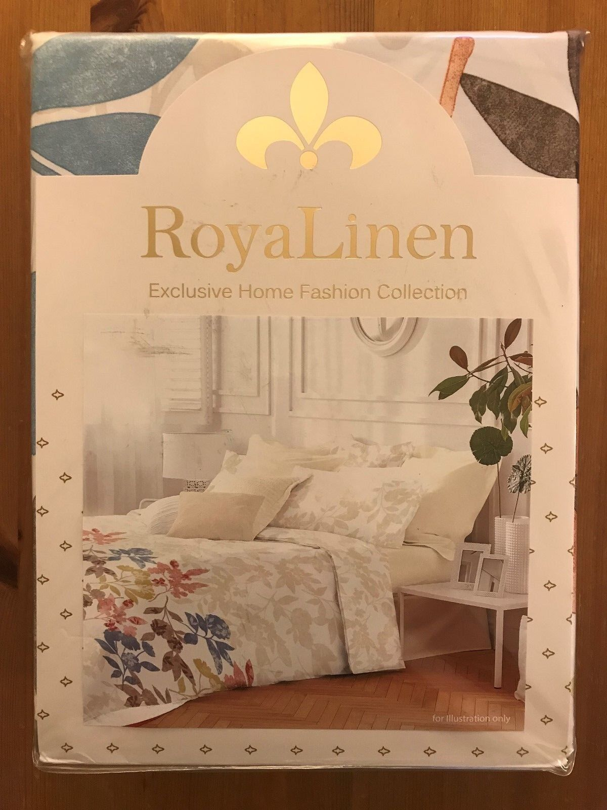 nwt deluxe high thread count twin bed