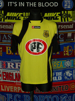 4/5 San Luis Quillota adults L 2010 rare football shirt jersey soccer image