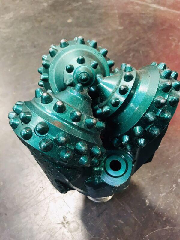 "6 3/4"" Varel Roller Tricone  Drill Bit Oil Gas Mining Waterwell Geo Open Bearing"