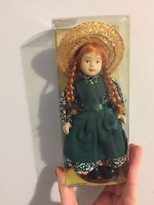 Anne of Green Gables Heritage Doll