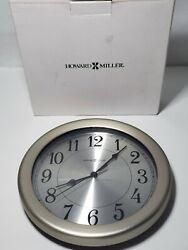 Howard Miller Pisces Wall Clock 624-313 Modern Round Quartz Movement