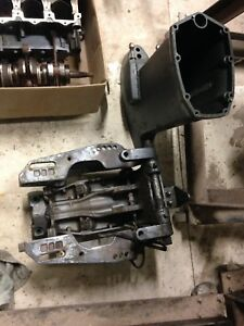 Yamaha 70hp can, midsection, lower pan, head