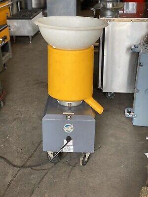 Adsi Centri-matic Iii Egg Breaker And Separator Model 286-p Bakery Equipment