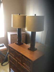 LAMPS. Lower price