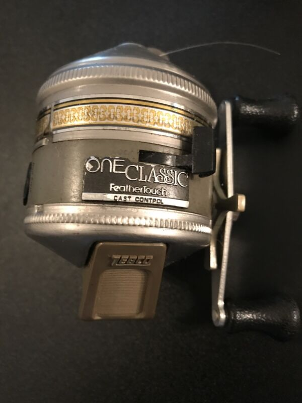 ZEBCO One Classic FeatherTouch Reel